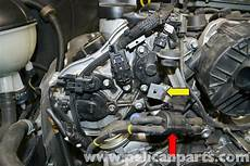 Mercedes W204 Camshaft Position Sensor Replacement