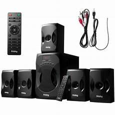 surround sound system frisby fs5000bt 800watt bluetooth 5 1 surround sound home