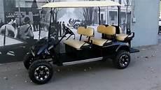 2007 Ez Go 6 Person Shuttle Gas Golf Cart