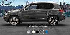 2017 Volkswagen Tiguan Colors And Interior Design