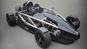 This Is A Ground Effect Ariel Atom  Top Gear