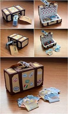 geldgeschenke zur hochzeit basteln und originell verpacken