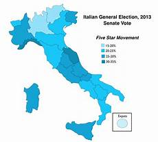Changing Italian Voting Patterns Awesome Time Wasters