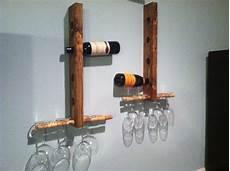 items similar to wood wine rack on etsy