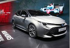 2019 new toyota corolla 2019 toyota corolla officially revealed on sale in august