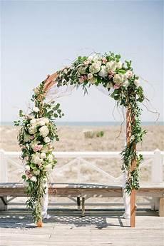 20 diy floral wedding arch decoration ideas