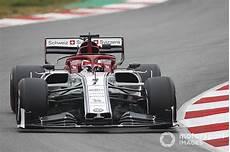 alfa romeo f1 2019 raikkonen fastest for alfa on third morning of f1 test