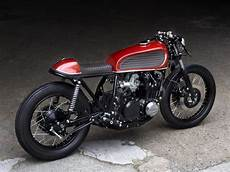 kawasaki kz650 cafe racer by paal motorcycles
