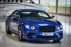 bentley continental gt supersport 2017 bentley continental supersports review gtspirit
