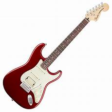 Fender Deluxe Stratocaster Hss Electric Guitar