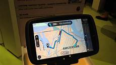 tomtom go 6000 all new tomtom go 6000 at launch event amsterdam