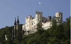 Schloss Stolzenfels Wurde Im 19 Jahrhundert Nach Den