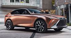 lexus lf 1 limitless concept could debut with lq nameplate carscoops