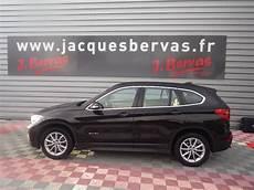 Bmw X1 Occasion Diesel Marron 2016 224 Rennes En Bretagne