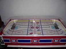 jeu de hockey table hockey lnh board coleco room