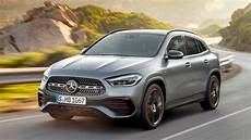 2021 Mercedes Gla Debuts With 302 Hp Amg 35 Car Wash Function