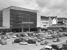 Garage Kassel parking garage centrum garagen 1955 in kassel