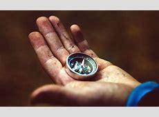 Imagen gratis: Brújula, mano, imán, orientación