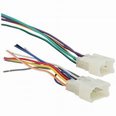 toyota car stereo player wiring harness wire adapter for a aftermarket radio ebay