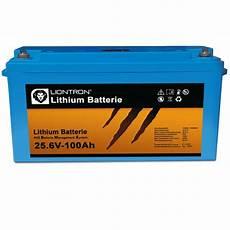 lithium batterie 24v 100ah g 252 nstig im tactix zubeh 246 r shop