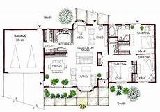 passive solar house floor plans luxury passive solar ranch house plans new home plans design
