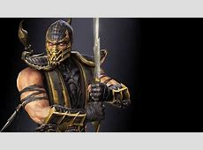 Mortal Kombat Scorpion Wallpapers   Wallpaper Cave