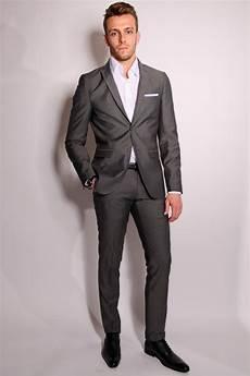 costume pour homme costume homme slim gris exibit bellam