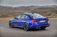 2018 bmw m5 first review motor trend