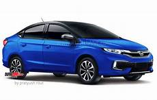 2020 honda city new rendered longer wider than