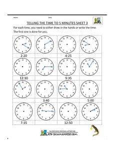 maths time worksheets for grade 5 3318 telling time clock worksheets to 5 minutes time worksheets