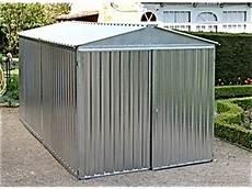 Garage M 233 Tal Brut Id31 Des Garages Acier Galvanis 233 En Kit