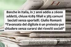 banche di interesse nazionale studio cisl su banche in italia grande risalto