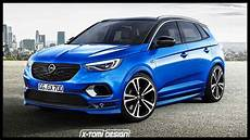 Think Opel Should Build A Grandland X Opc
