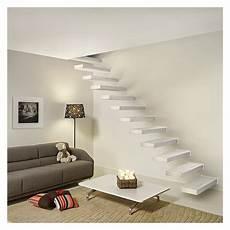 escalier suspendu fontanot wall escalier flottant en kit