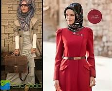 Kumpulan Gaya Jilbab Cantik Untuk Ke Kantor Terbaru 2014