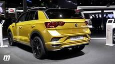 Volkswagen T Roc Y T Roc R Line Suv 2018 Sal 243 N De