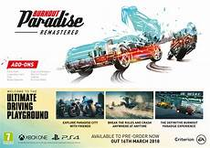 burnout paradise ps4 burnout paradise remastered ps4 zavvi