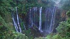 Air Terjun Tumpak Sewu Surga Di Lumajang Pigijo