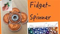 Diy Fidget Spinner Aus Kaffeekapseln Die Magische