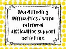 quot word retrieval where is that word anyway