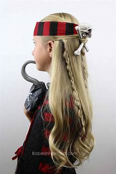 Pirate Hairstyles For skull crossbones pirate hair hairstyle