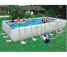 piscine tubulaire rectangulaire intex 7 32 m filtration