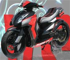 Modifikasi Motor Mio Z by Yamaha Mio Zr Preview All About Otomotif Racing And