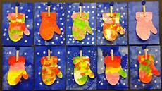 winterbilder zum basteln winter mitten family crafts