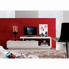 meuble tv hifi blanc meuble tv design meuble tv hifi blanc laqu 233 2 tiroirs