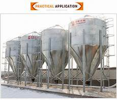 china poultry pig farming feed filling silo manufacturers and suppliers factory wholesale