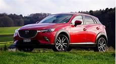 Testbericht Mazda Cx 3 2015
