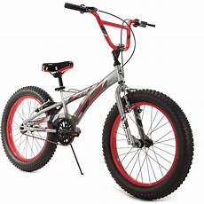 20 inch huffy boys impulse bike with plus size tires