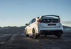 Neuer Honda Civic Type R Mit 310 Ps Tracktools