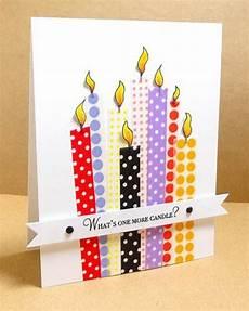 glückwunschkarten selber basteln geburtstagskarten selber gestalten ideen in 80 bildern